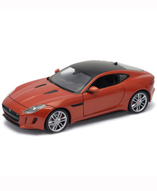 Машинка Jaguar F-Type 1:24