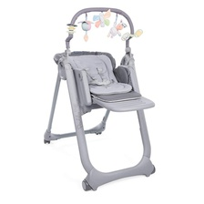Стульчик Polly Magic Relax Graphite