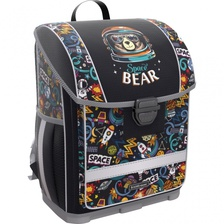 Ранец ErgoLine 16L Space Bear