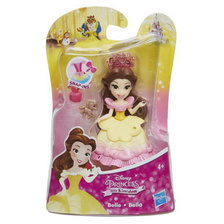 DISNEY PRINCESS. Фигурка (Белоснежка, Золушка, Аврора, Белль, Жасмин) B5321EU4 Хасбро С.А.